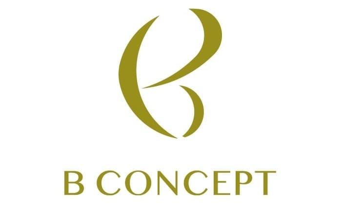 B CONCEPT ロゴ